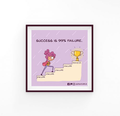 success_is_99percent_failure