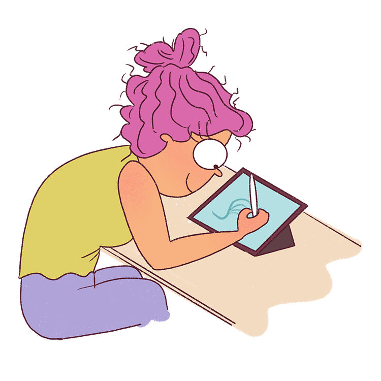 I've been drawing for a long time. And I've questioned myself multiple times 'Am I an artist' so I decided to write a post that helps you understand the signs so you can stop questioning yourself 'are you an artist'