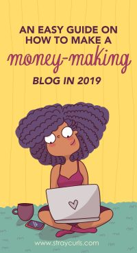 How to start a money-making Blog in 2018 | This step-by-step tutorial on starting your blog is what you need. Do you want to start a blog? | Start a WordPress blog | start a website | start a blog with Bluehost | Beginner guide to starting a blog | If you're not sure how to start a blog or choose a good web host, this step-by-step tutorial will help you make a blog.