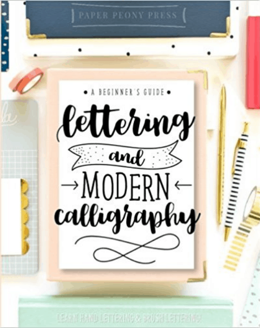 Hand lettering and calligraphy is the essence to journaling. Bring your journal to life with illustrations, drawings, clippings and calligraphy! Learn how to basic hand lettering with this beautiful book!