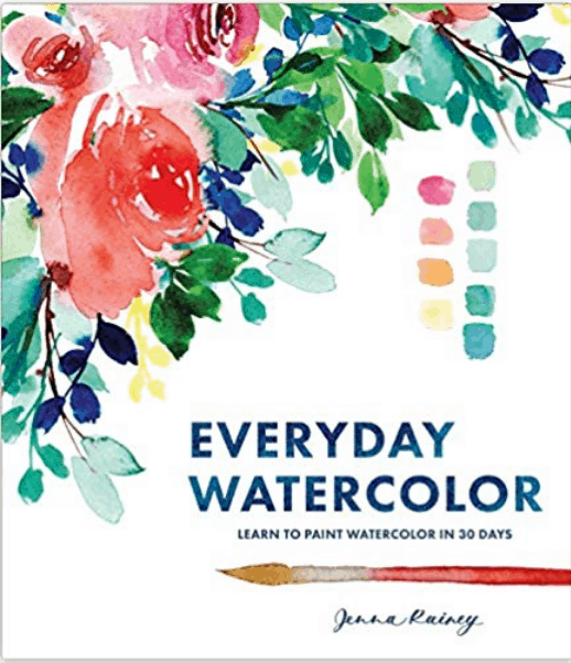 Jenna teaches you how to paint every day water color elements!