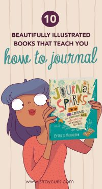Love to journal? Click to see the different books that will teach you a variety of journaling techniques! Learn to draw daily elements, dot journaling, and so much more. The ultimate guide to learning how to journal!