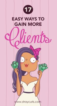 17 Easy Ways to Get More Clients (And Be Booked Out For Months) Learn how to get clients and earn money online as a Freelancer. I will show you how to get clients fast online via facebook groups and so much more! This post helps you identify your ideal client and several strategies to gain clients. #startablog #bloggingtips #freelance #freelancetips #girlboss #marketing #entrepreneur #people #socialmedia