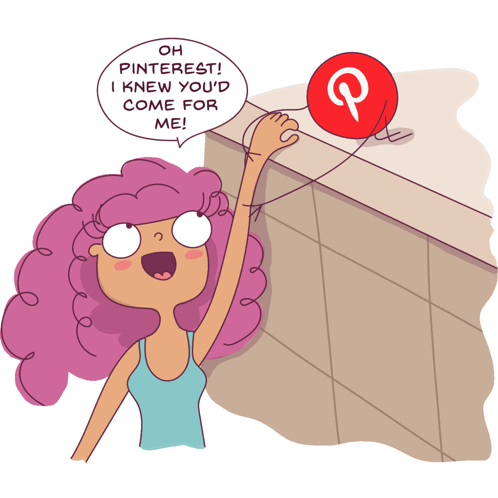 Pinterest has very good customer service and will never leave you hanging as a blogger.