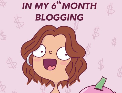How I Made $3451 in my 6th Month Blogging