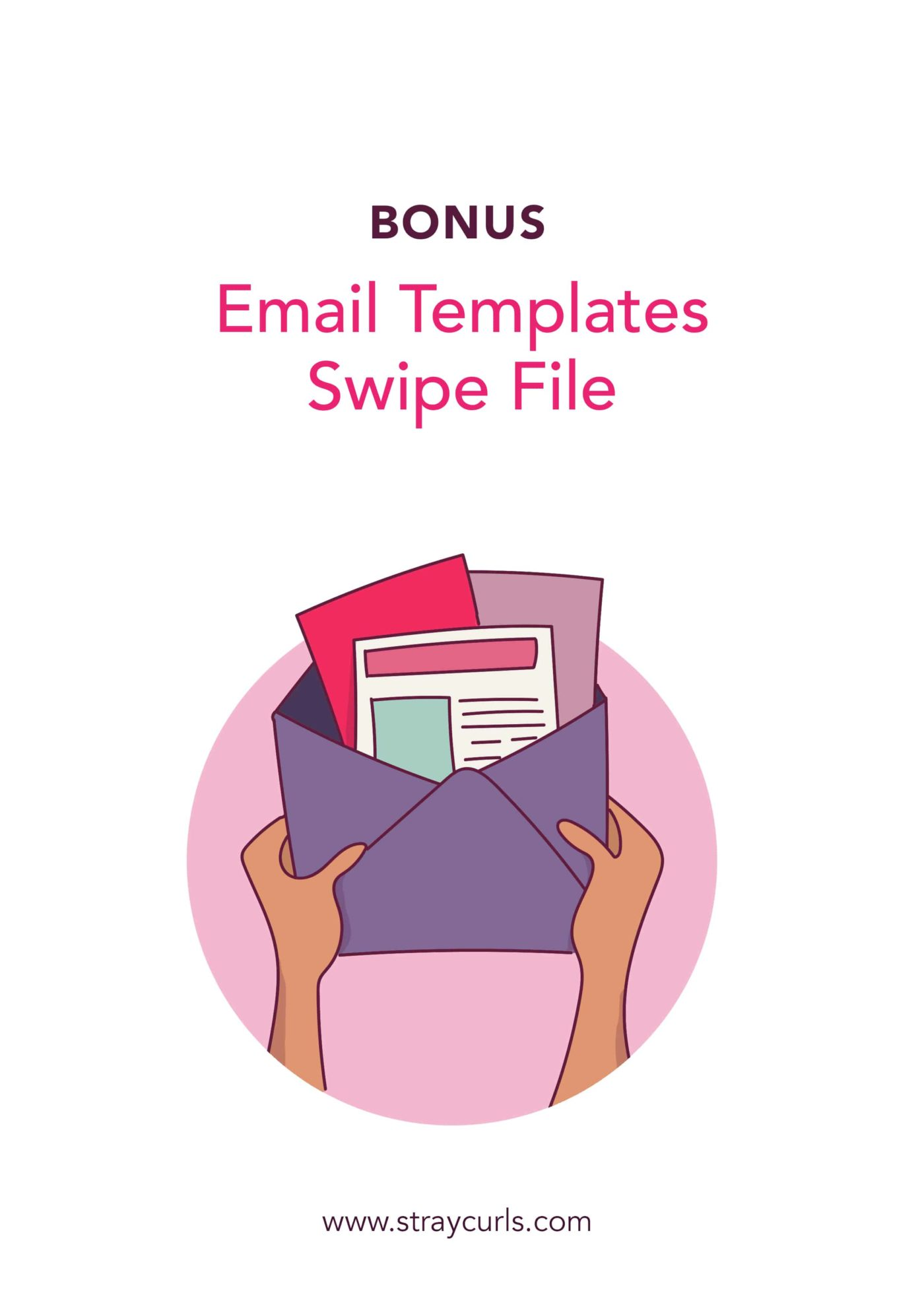 Email Templates Swipe File that helps you write emails to reach out to other Influencers so that you can get high quality blog traffic.