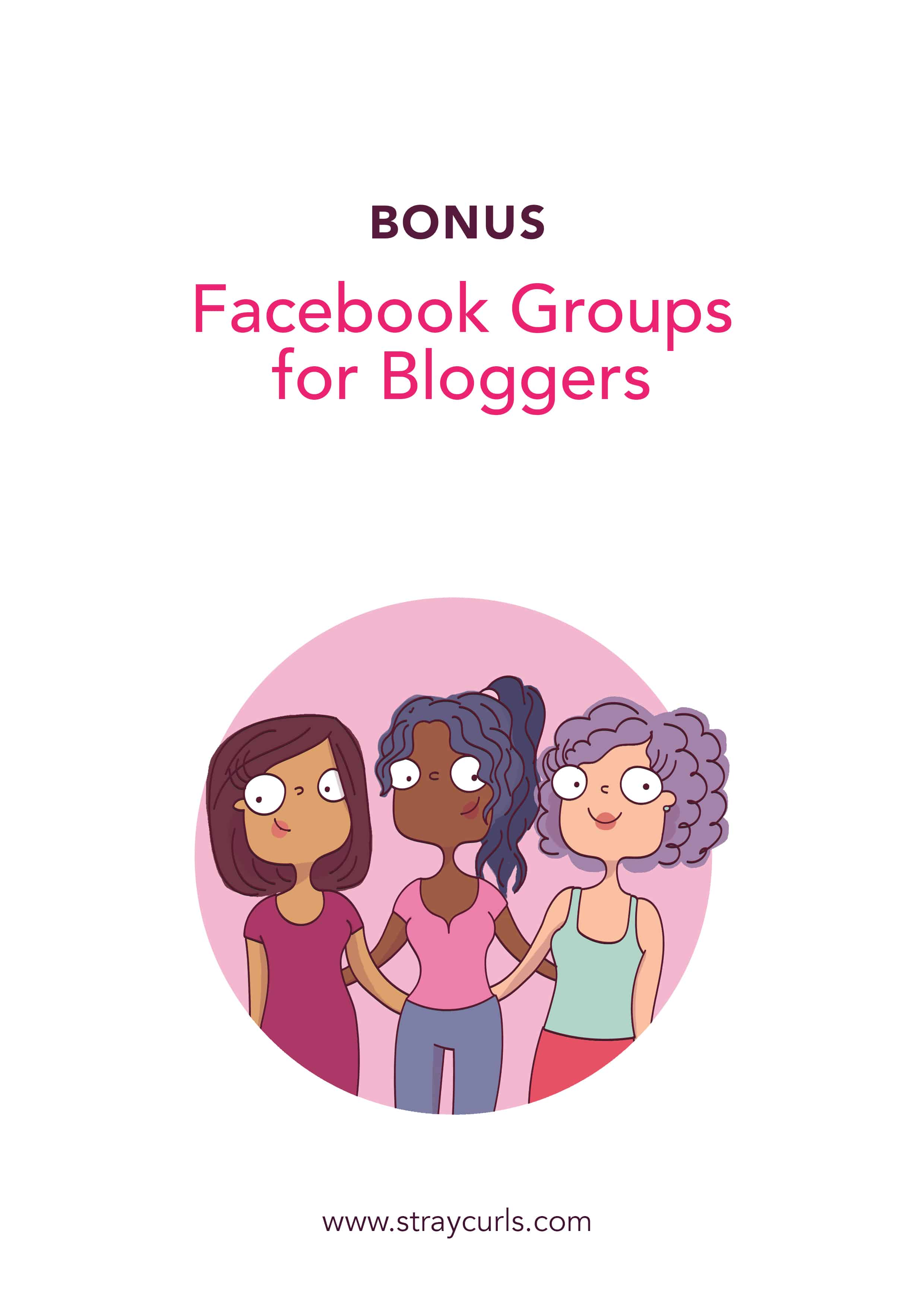 Facebook Groups for Bloggers so that you can engage with like minded people and grow your blog.