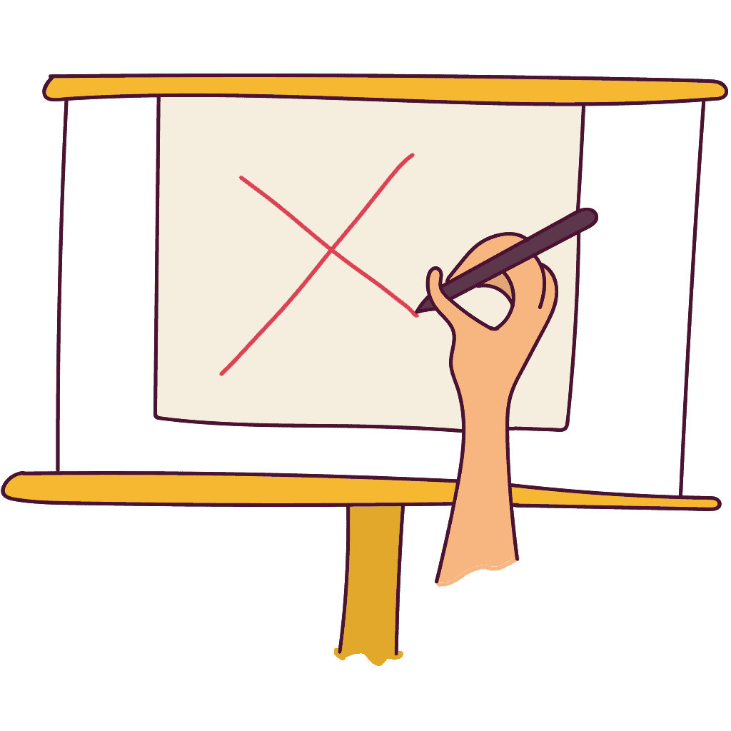 If your post or product doesn't align with your Blog's Mission Statement, scrap it and go back to the Drawing Board.