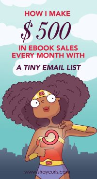 How I Make Money with my tiny Email List using ConvertKit and this basic email marketing sales funnel. Learn how to use its features to your advantage and make lots of digital product sales. #email #emailmarketing #bloggertips #bloggingtips #blog