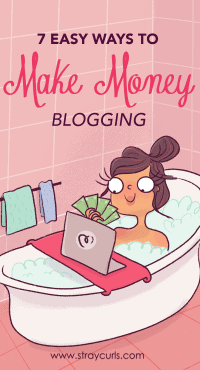 How to bloggers make money? Learn the different income streams Bloggers add to their blog in order to make money blogging. Read this post to know the exact process I used to build my blog to $4K a month. #blogging #startablog #blogger #bloggingtips