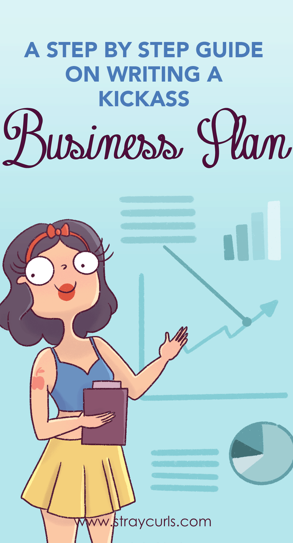 Learn how to draft a kickass business plan for your Blog. This post will teach you how to define your brand, find your niche, learn who your target audience is and so much more. #blog #bloggingtips #businessplan #business #blog