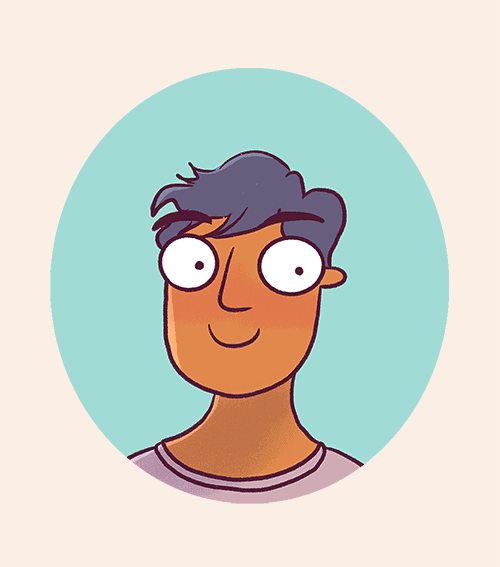 I can make you a custom illustrated headshot or illustrated portrait to go on your About Me page. It compliments the Author's Bio perfectly! This is the perfect alternative to an author's photo for a Blog.
