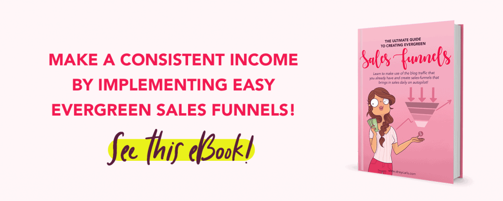 Learn how to set up high converting email sales funnels that earn you an income on autopilot!