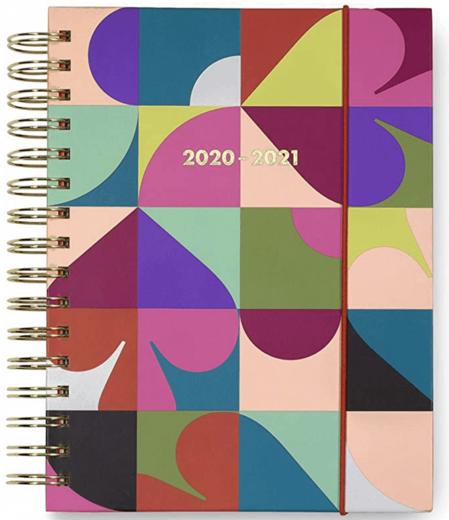 Kate Spade Planner with spades