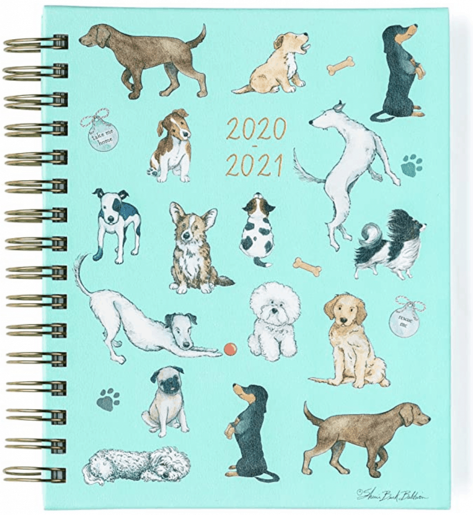 Cute Dogs Planner