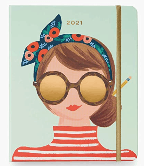Girl 2021 Rifle Paper Co Planner