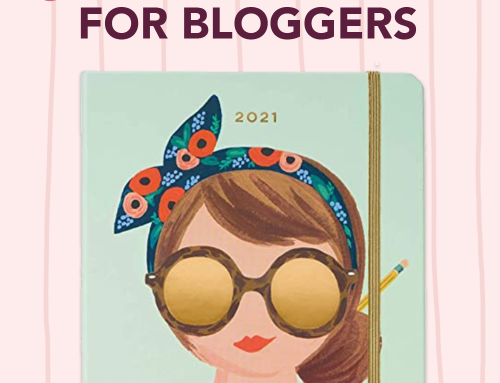 Best 2021 Planners for Bloggers