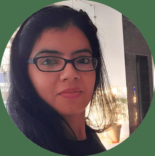 Pratishtha's testimonial about SEO Blueprint