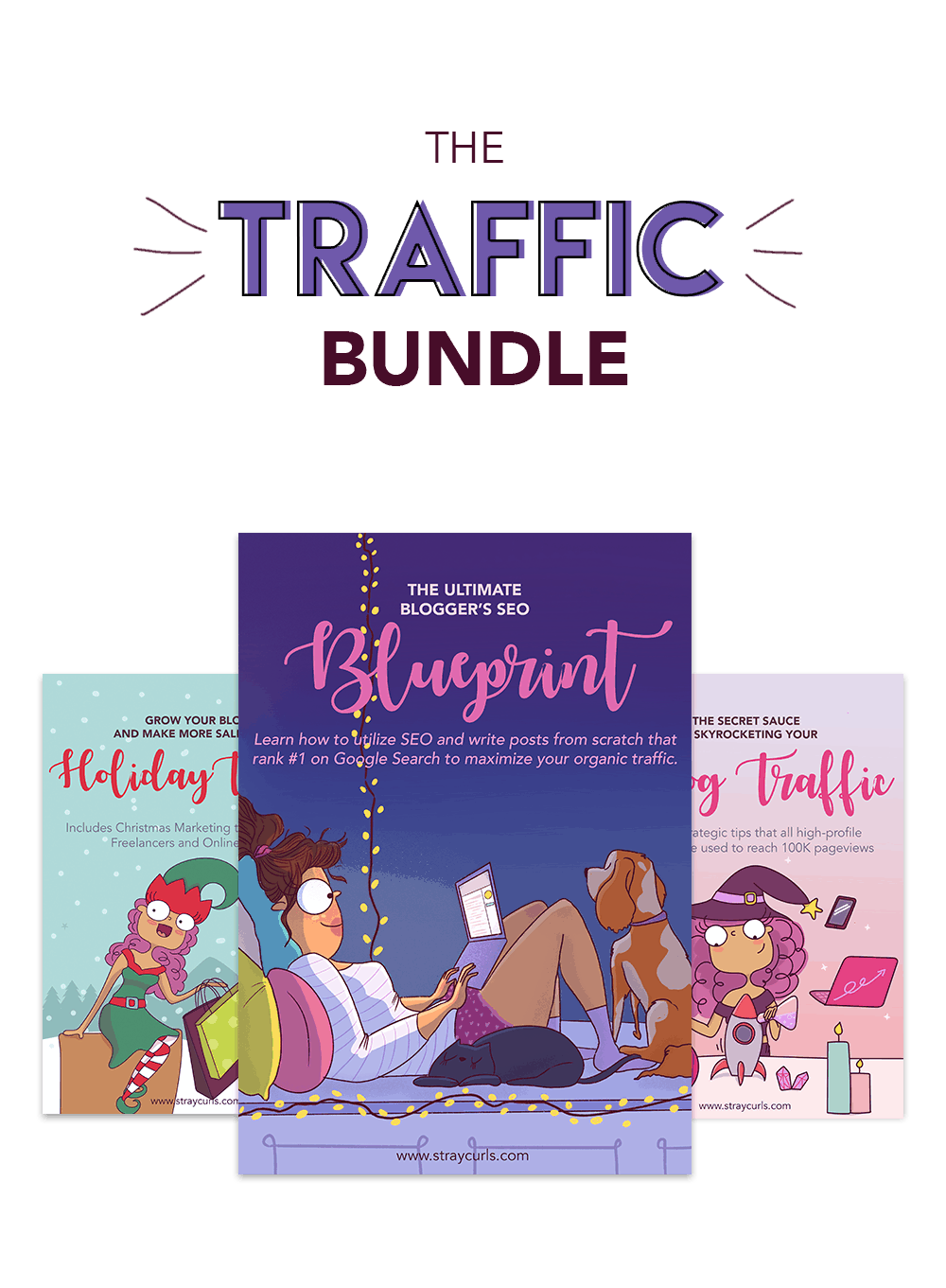 Introducing the traffic bundle to help you write SEO optimized posts and increase your traffic.